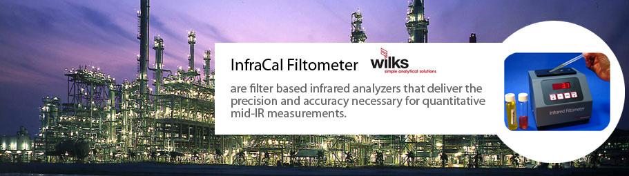 Infracal Filtometer